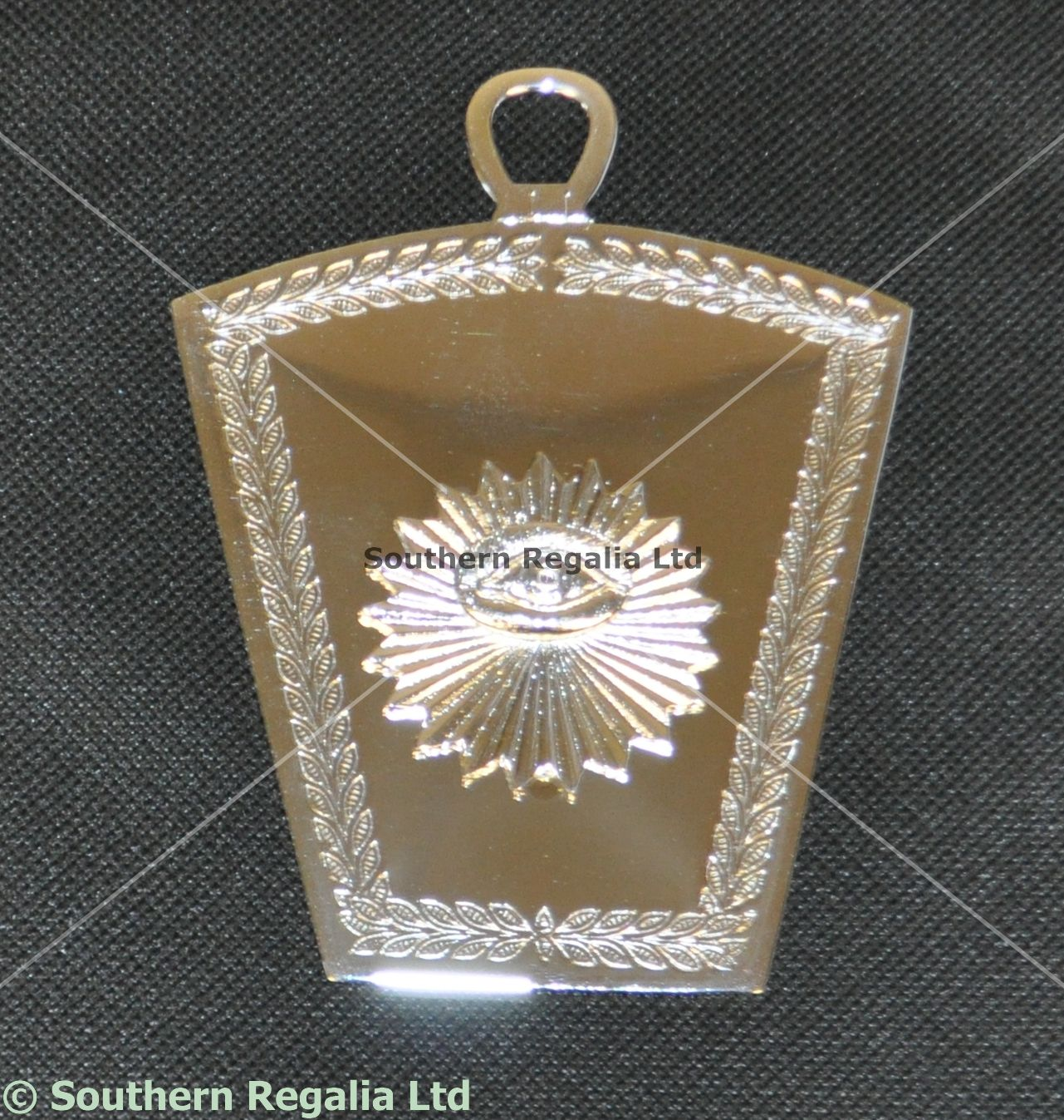Mark Lodge Officers Collar Jewel - Overseer