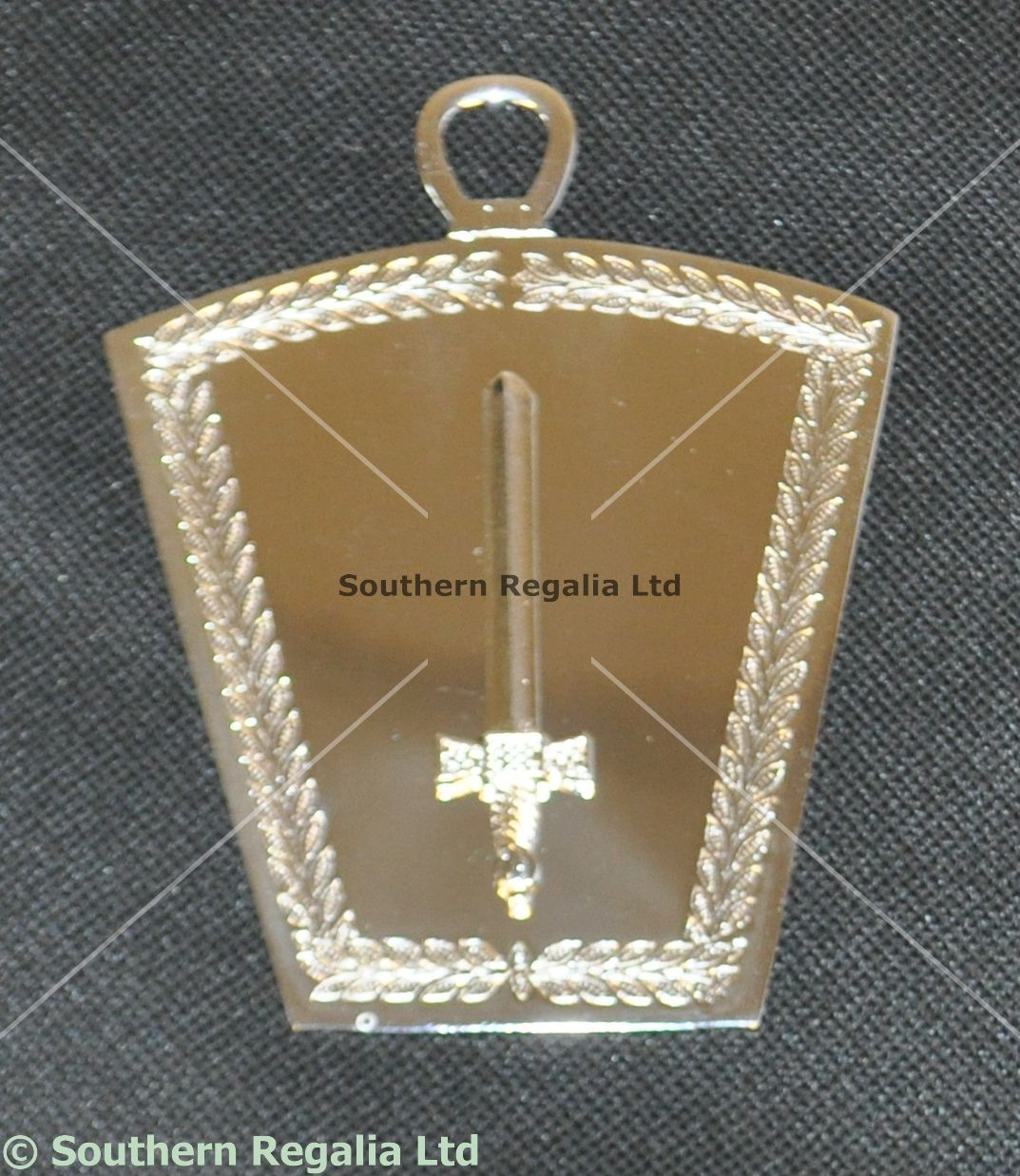 Mark Lodge Officers Collar Jewel - Tyler