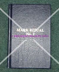 Mark Ritual No. 1 - Advancement