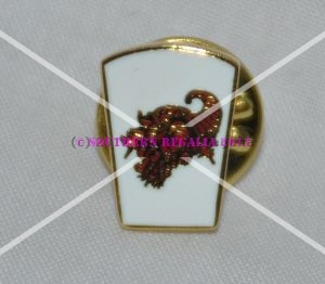 Mark Keystone - Steward Gold Plated Lapel Pin