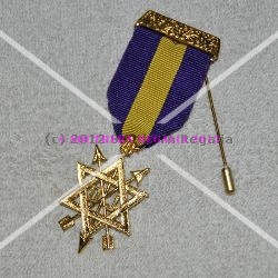 OSM 1st Degree Breast Jewel