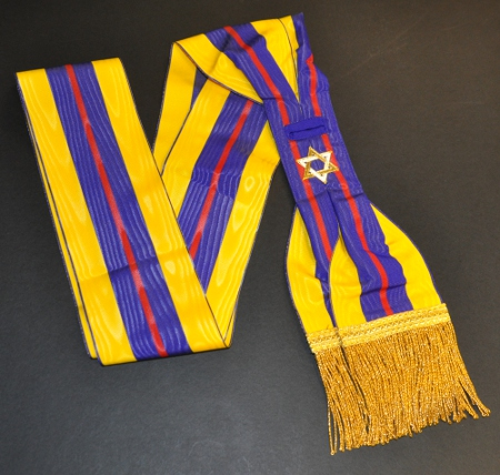OSM 2nd Degree Sash