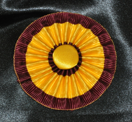 OSM Grand Officers Past Rank Rosette - 50mm