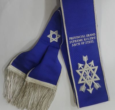 OSM Provincial Arch of Steel Sash