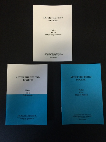 Peterborough Booklets (set of 3)