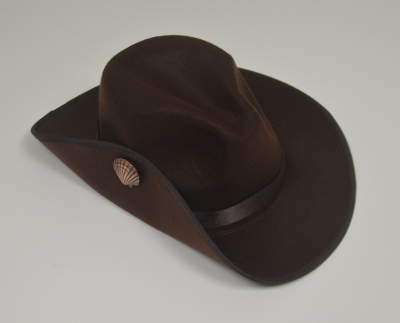 Pilgrims Hat (Brown)