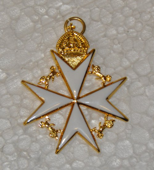 Knights of Malta - Priors Collarette Jewel
