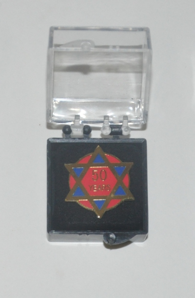 Royal Arch 50 year Lapel Pin