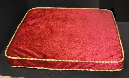 Royal Arch Apron Cushion [F012-50RA] - £68 00 : Southern