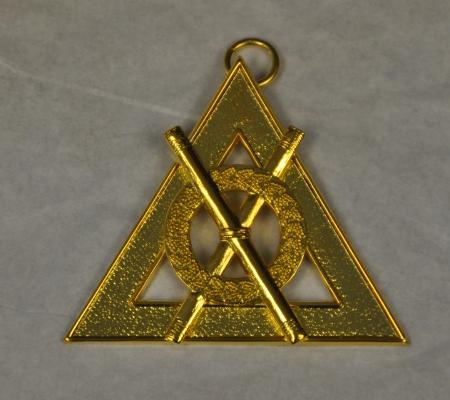 Royal Arch Chapter Musician Collar Jewel RAC-15