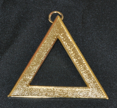 Royal Arch Chapter Officers Collar Jewel - Blank