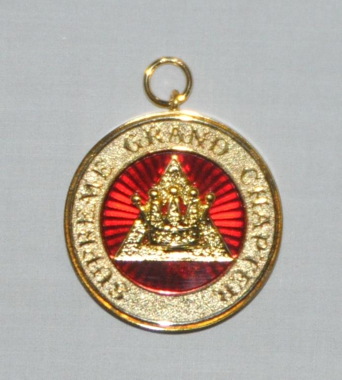 Royal Arch Supreme Grand Chapter Regalia
