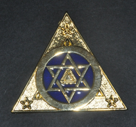 Royal Arch Grand Superintendent Collar Jewel [Active]