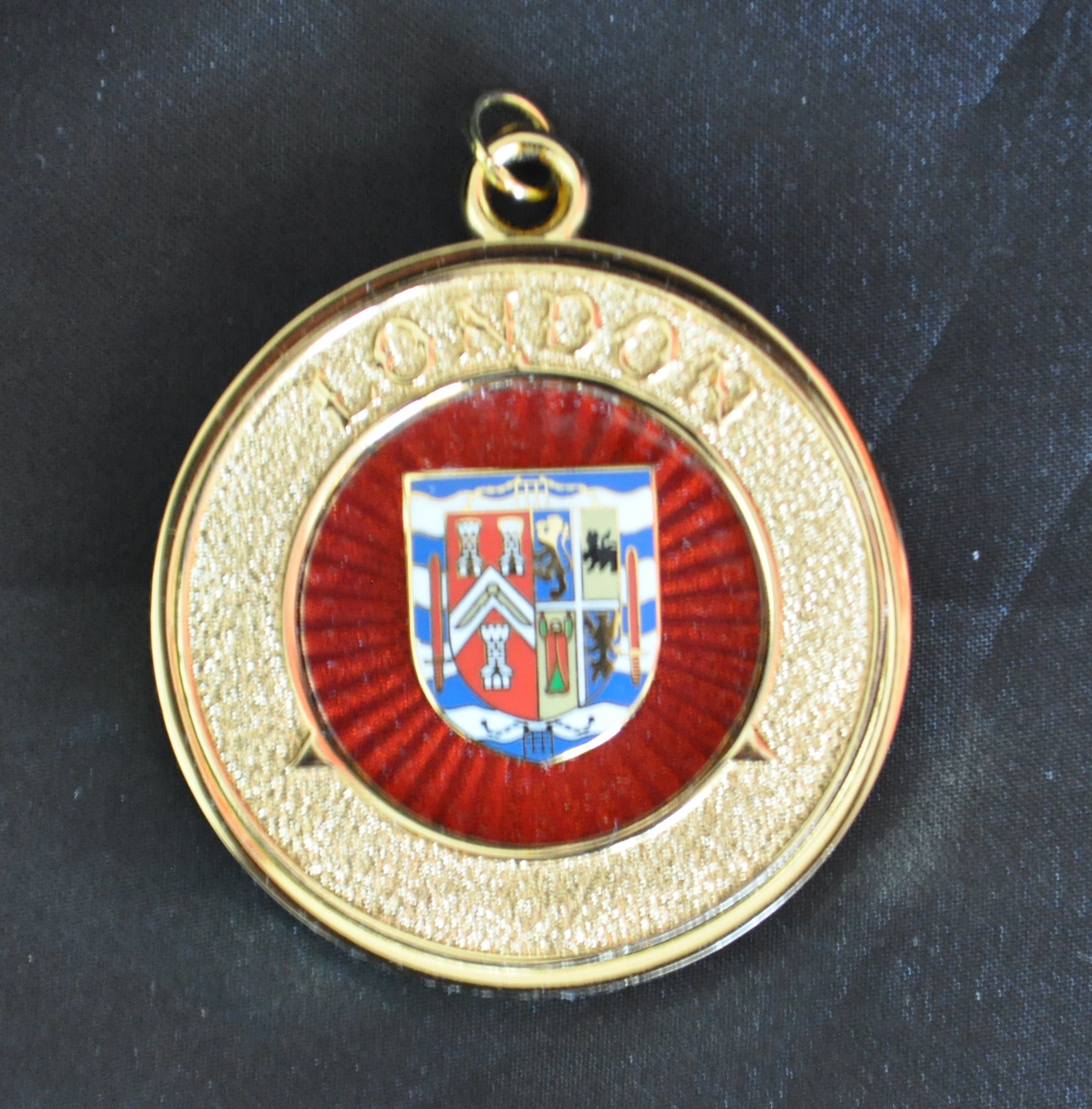 Royal Arch Metropolitan Grand Officers Collarette Jewel