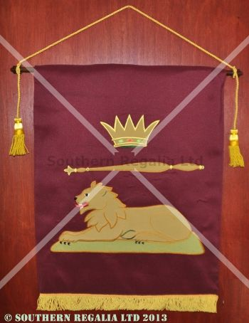 Royal Arch Standard - Lion