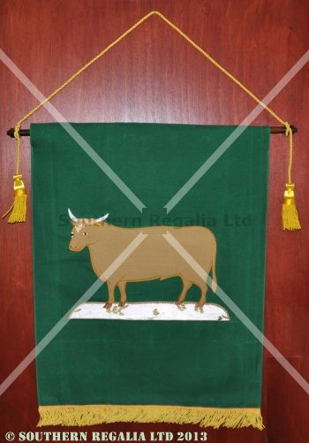 Royal Arch Standard - Ox