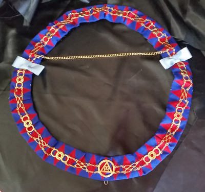 Royal Arch Grand Principals / Superintendants Chain