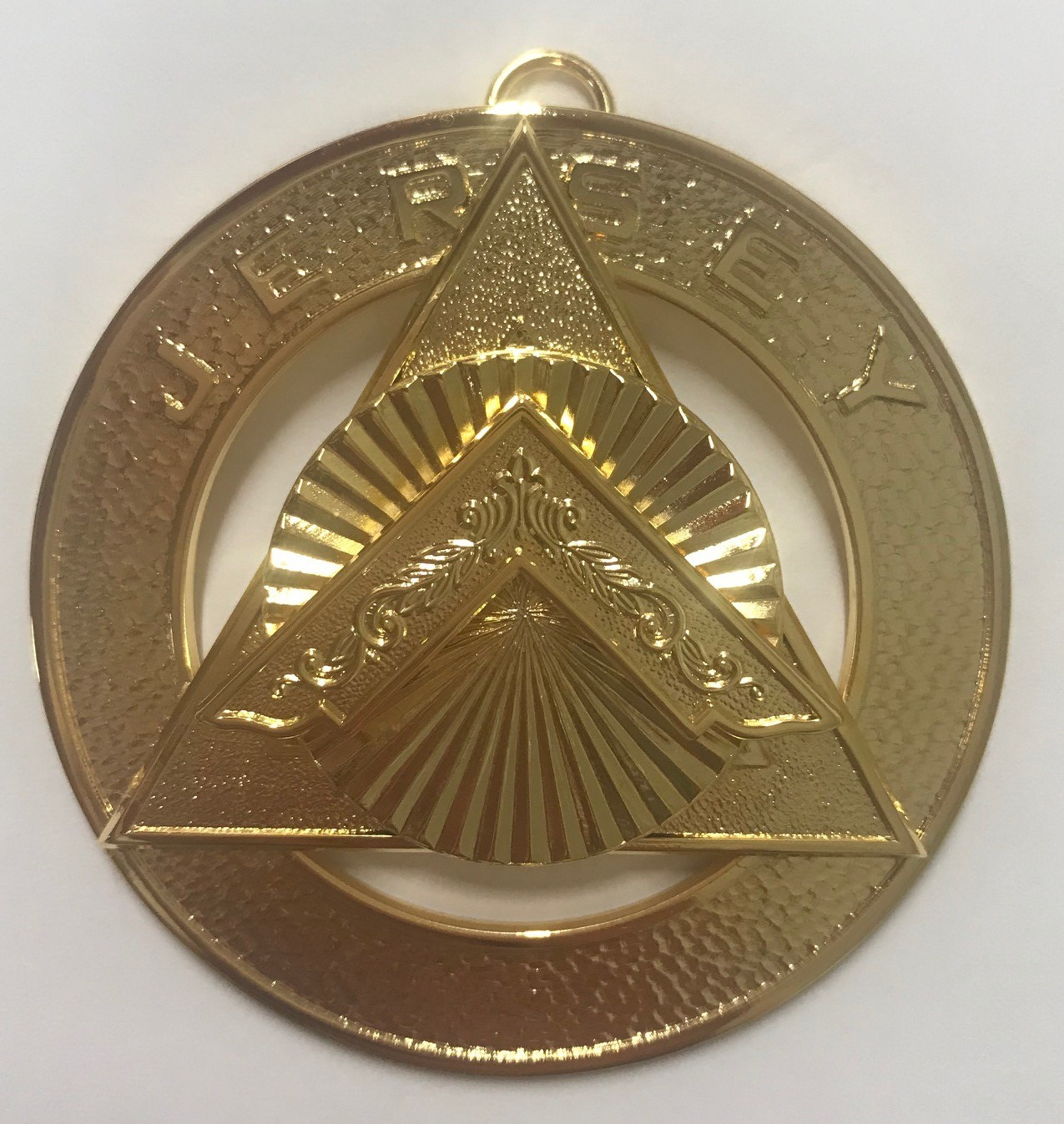 Royal Arch Chapter Officers Collar Jewel Principal Sojourner