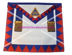 Royal Arch Provincial Apron & Badge - Standard