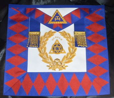 Royal Arch Supreme Grand Chapter Apron - Provincial Grand Superintendent