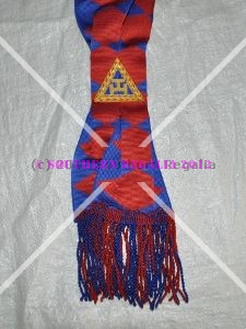 Royal Arch Provincial Sash - Standard - Companions Version
