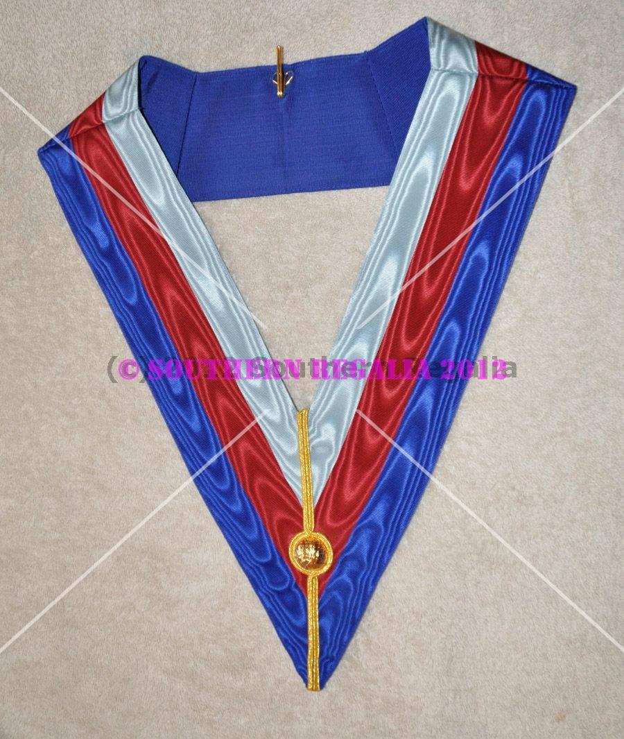 Royal Arch Supreme Grand Chapter Apron & Collar [RA034AC