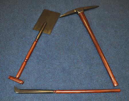 Royal Arch Tools Crow Pick & Shovel
