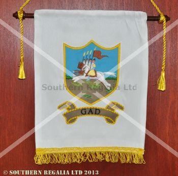 Royal Arch Tribal Banner / Ensign - Gad