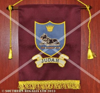 Royal Arch Tribal Banner / Ensign - Judah