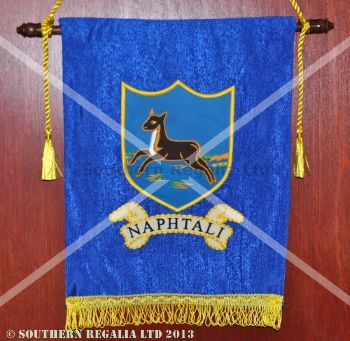 Royal Arch Tribal Banner / Ensign - Naphtali