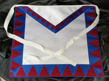 Royal Arch Working Apron - Scottish