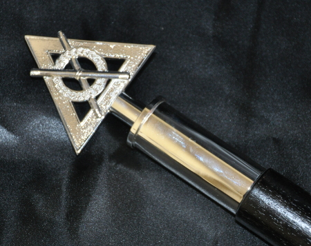 Royal Ark Mariner Lodge Officers Baton [Director of Ceremonies]