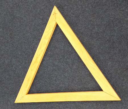 Royal Ark Mariner Central Triangle - Wooden