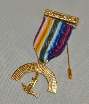 Royal Ark Mariner Grand Officers Breast Jewel