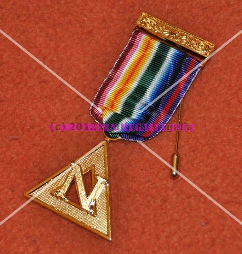 Royal Ark Mariner Grand Officers Breast Jewel - PCN (Optional)