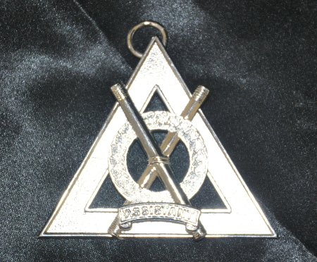 Royal Ark Mariner Lodge Officer Collar Jewel - Asst Director of Ceremonies