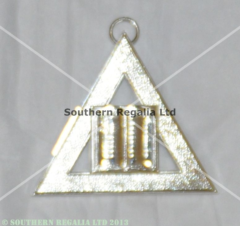 Royal Ark Mariner Lodge Officer Collar Jewel - Chaplain