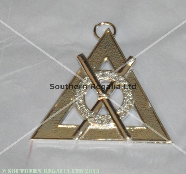 Royal Ark Mariner Lodge Officer Collar Jewel - Director of Ceremonies