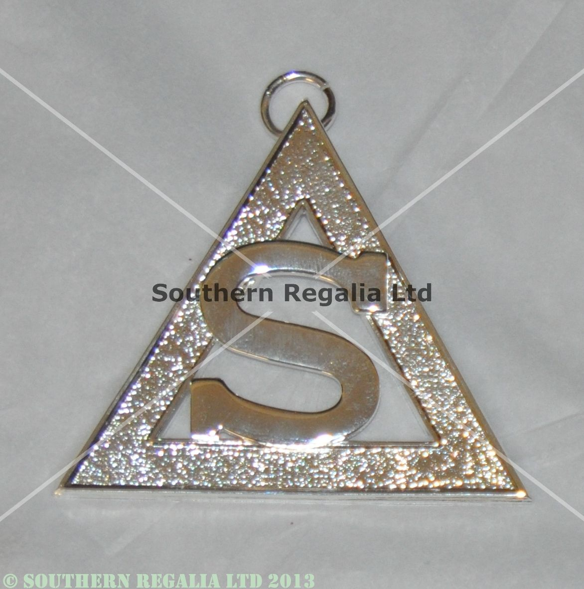 Royal Ark Mariner Lodge Officer Collar Jewel - Junior Warden