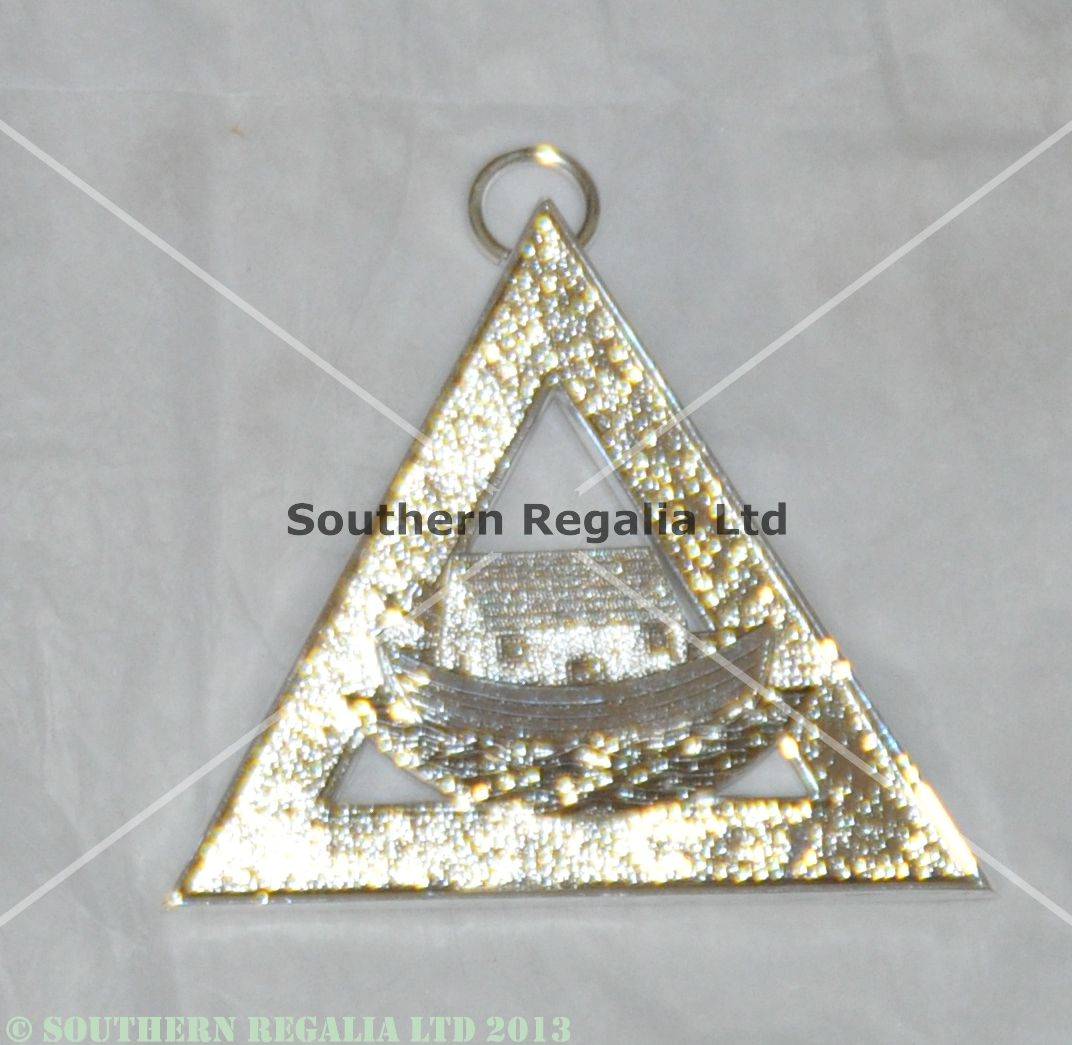 Royal Ark Mariner Lodge Officer Collar Jewel - Commander