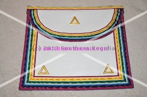 Royal Ark Mariner Grand Officers Apron - Standard