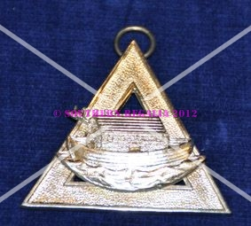Royal Ark Mariner Provincial Collarette Jewel