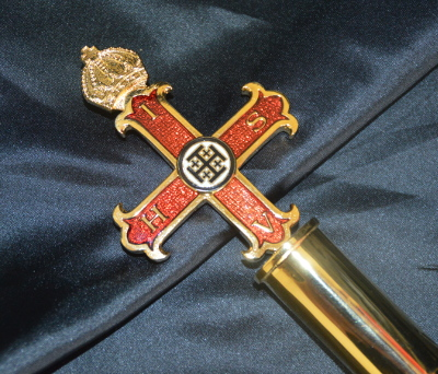 Red Cross of Constantine - Knight Grand Cross of Constantine Baton