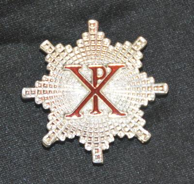 Red Cross of Constantine - Knight Grand Cross of Constantine Collarette Star