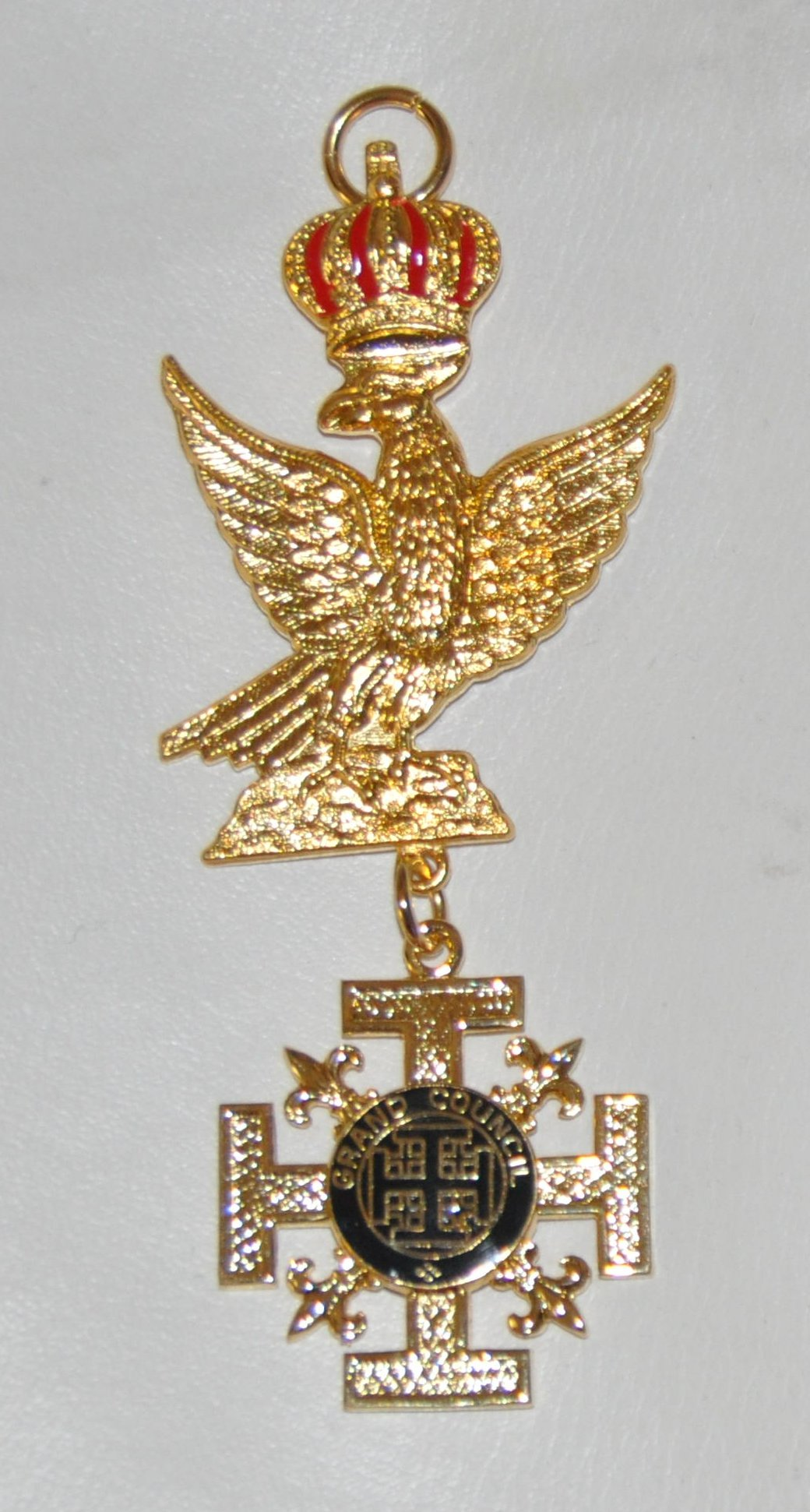 Red Cross of Constantine - Grand Officers Collarette Jewel