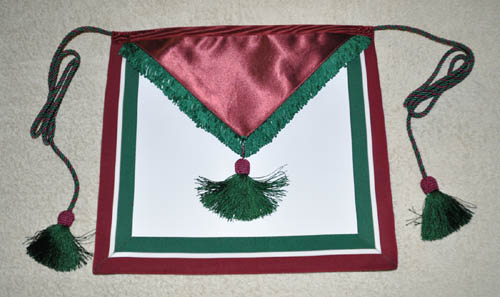 Royal Order of Scotland Apron