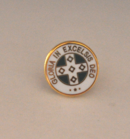 Royal Order of Scotland Gold Plated Lapel Pin