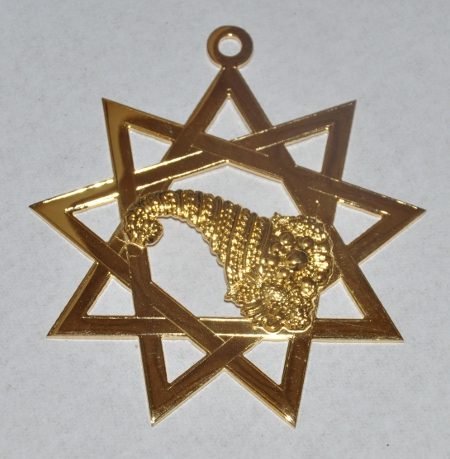 Royal Order of Scotland Collar Jewel - Steward