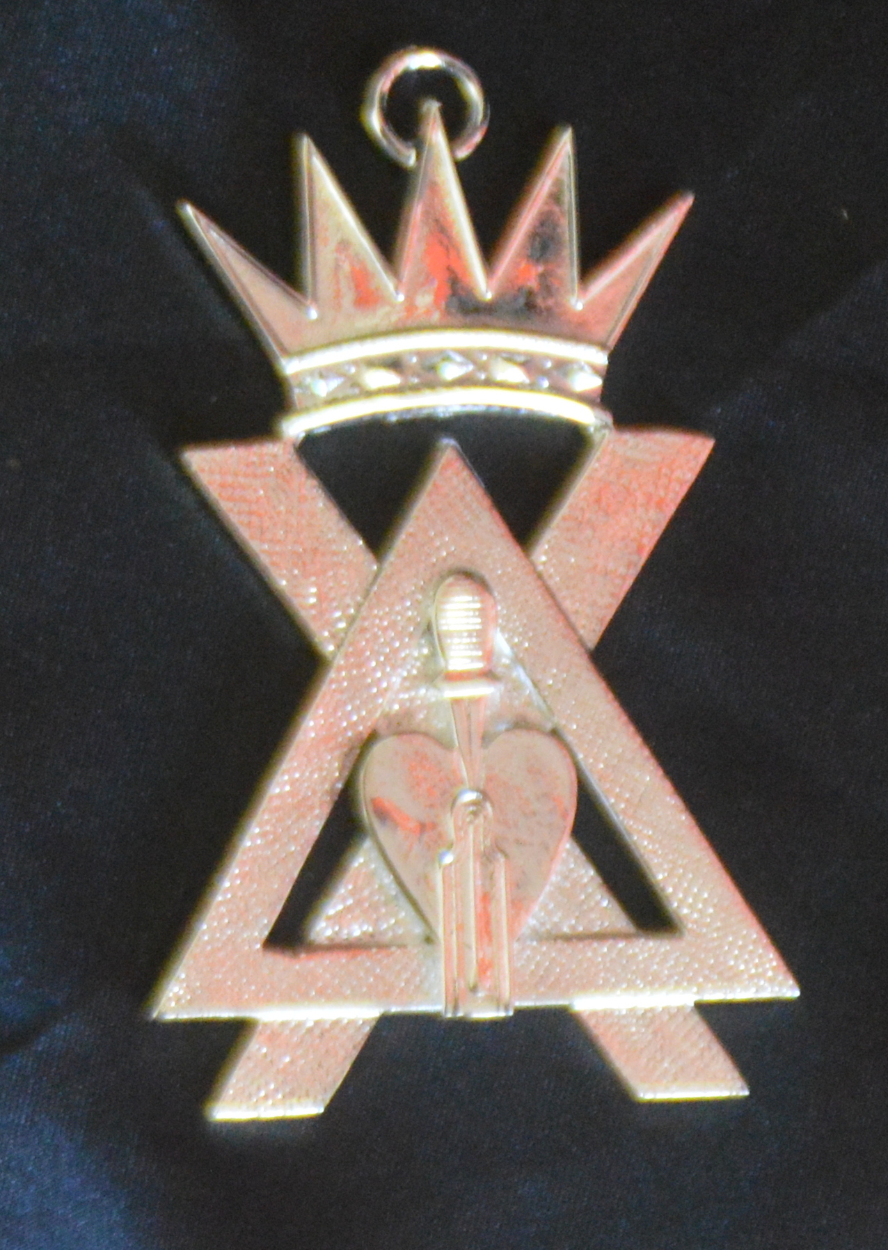 Royal & Select Masters Collar Jewel - Conductor of the Council (Scottish)