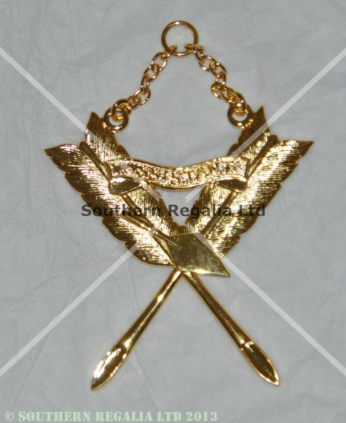 RSM Council Collar Jewel - Asst Recorder